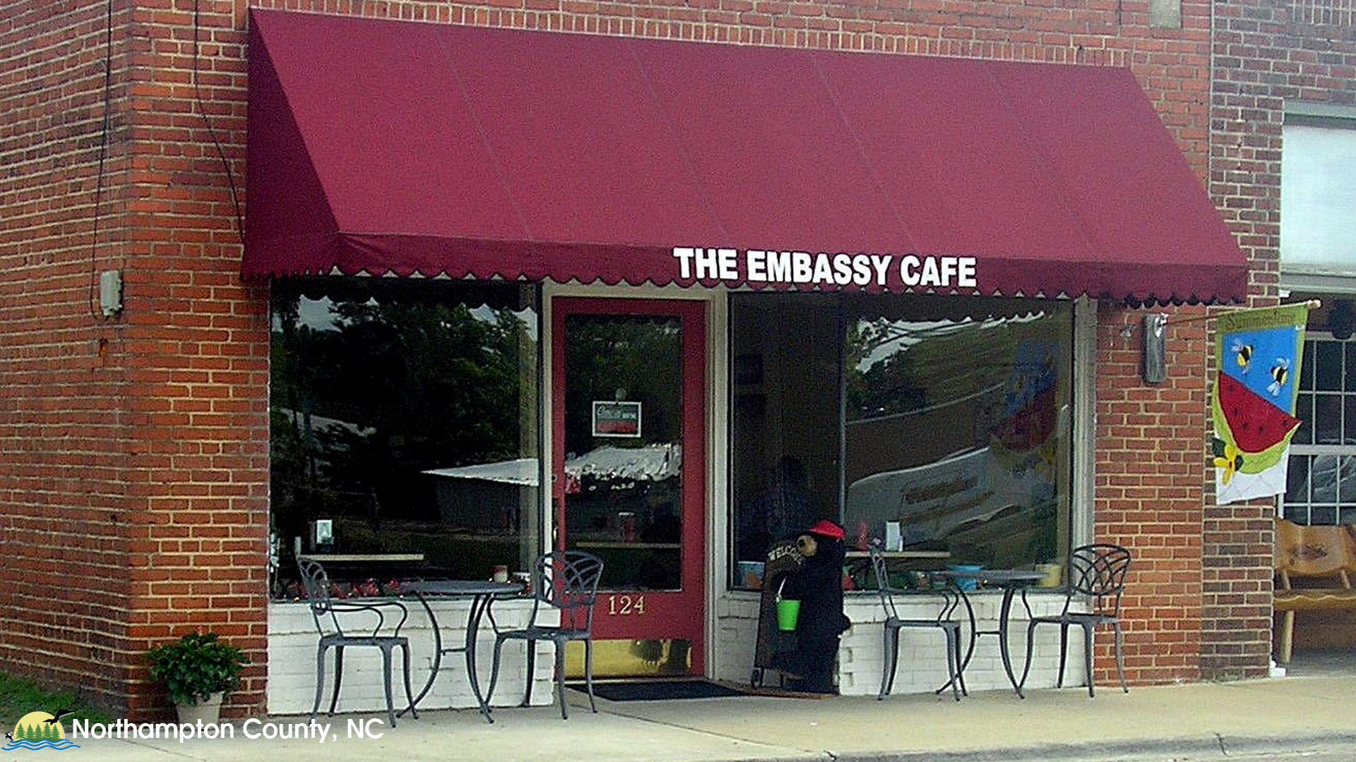 Embassy Cafe in Jackson, NC